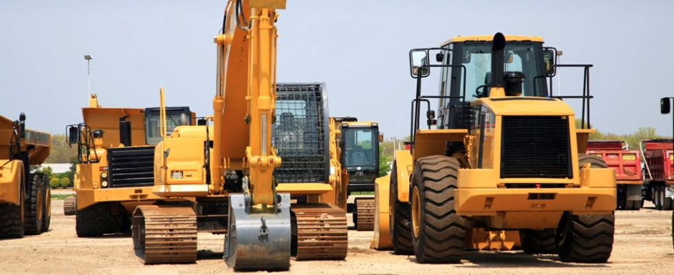 Injongo Construction – We have the right equipment for any size project